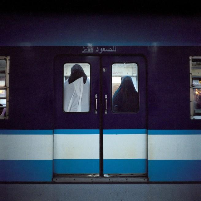 Rana El Nemr. 'Metro #7' 2003