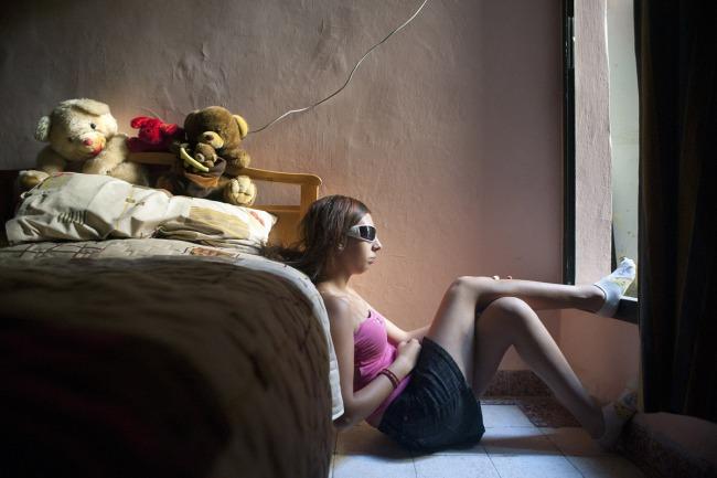 Rania Matar. 'Stephanie, Beirut, Lebanon' 2010