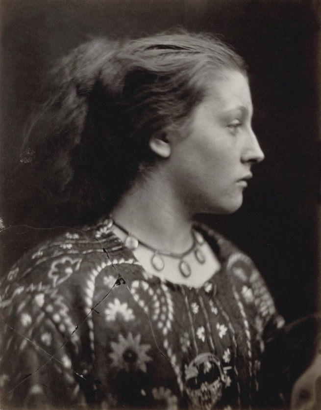 Julia Margaret Cameron (English, 1815-1879) 'Sappho' 1865