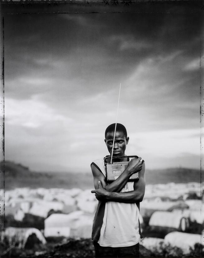 Jim Goldberg, American (b.1953) 'Prized Possession, Democratic Republic of Congo' 2008
