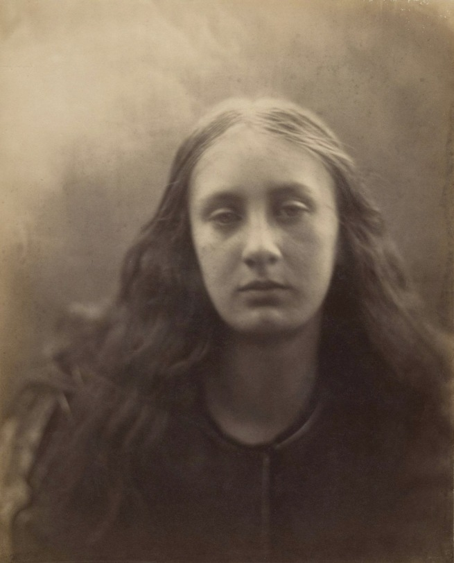 Julia Margaret Cameron (English, 1815-1879) 'Christabel' 1866