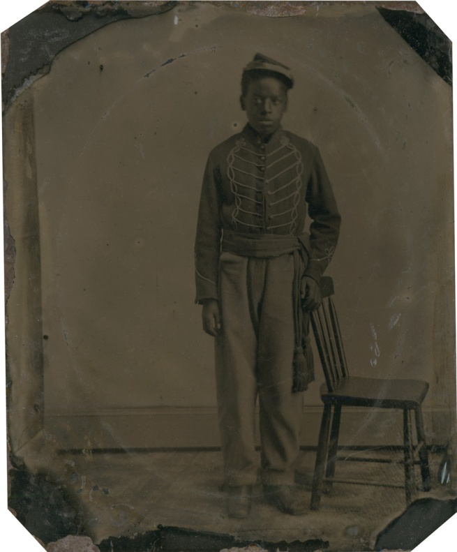 H. C. Foster (?) 'Private Alexander H. Johnson, musician' 1864