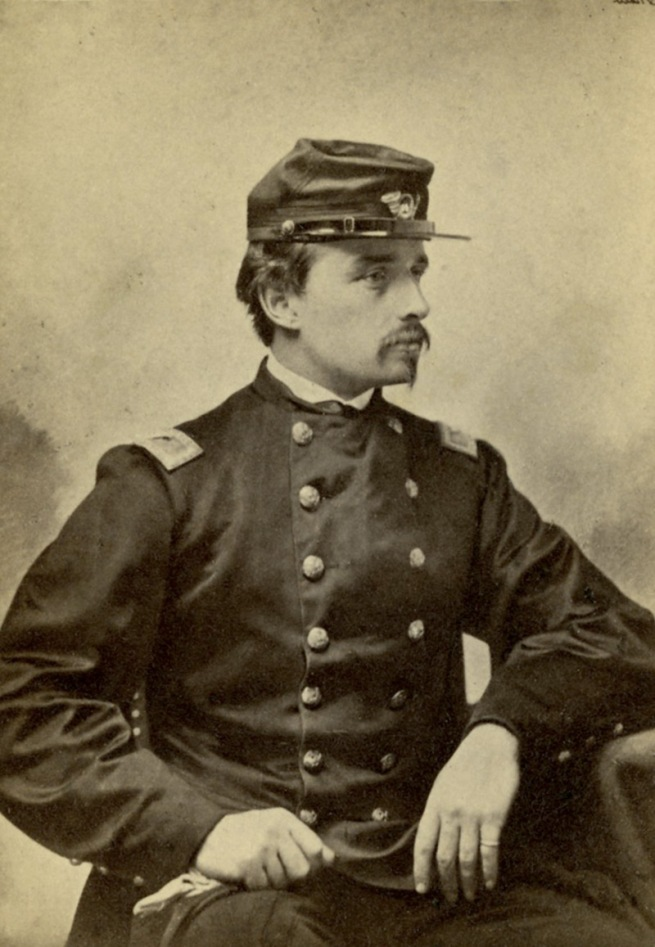 John Adams Whipple. 'Colonel Robert Gould Shaw' 1863