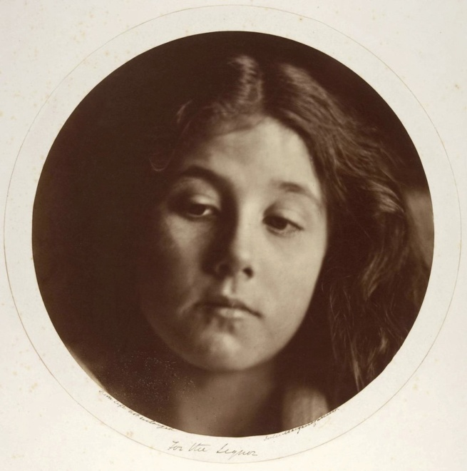 Julia Margaret Cameron (English, 1815-1879) '[Kate Keown]' 1866