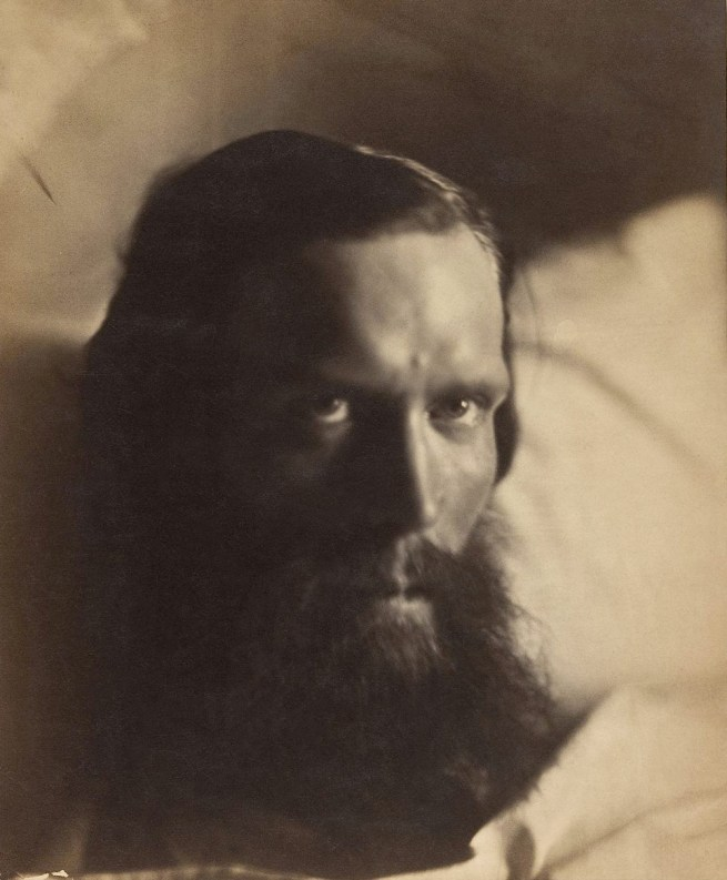 Julia Margaret Cameron (English, 1815-1879) 'Philip Stanhope Worsley' 1866