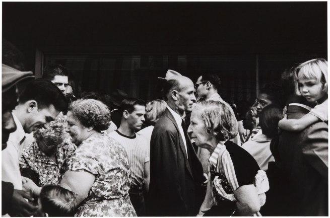 Robert Frank. 'Canal Street, New Orleans' 1955