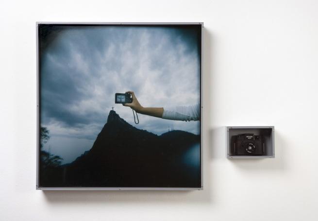 Rosângela Rennó (Born 1962, Belo Horizonte, Brazil; lives and works in Rio de Janeiro) 'A Última Foto / The Last Photo: Eduardo Brandão Holga 120' 2006