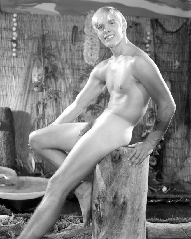 Bob Mizer. 'Jim Horn, Los Angeles' c. 1966