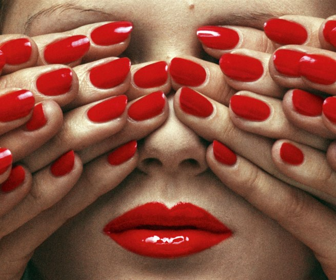 Guy Bourdin. 'Vogue Paris - May 1970' 1970