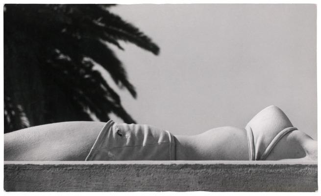 Guy Bourdin. 'La Baigneuse' c. 1950-53