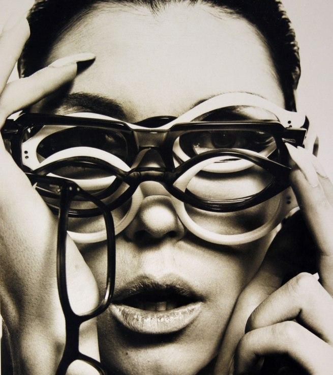 Guy Bourdin. 'Vogue Paris - January 1966' 1966