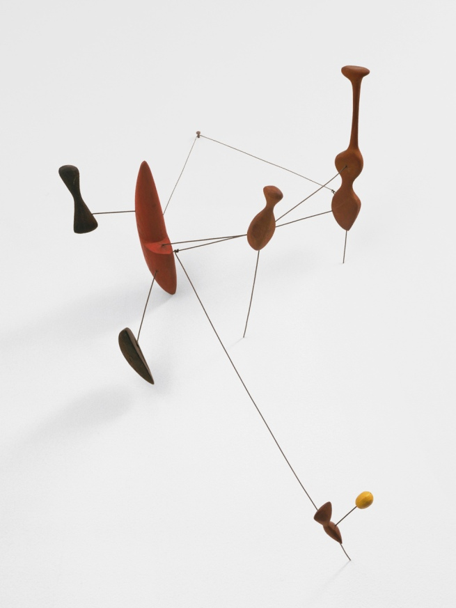 Alexander Calder. 'Constellation with Red Object' 1943