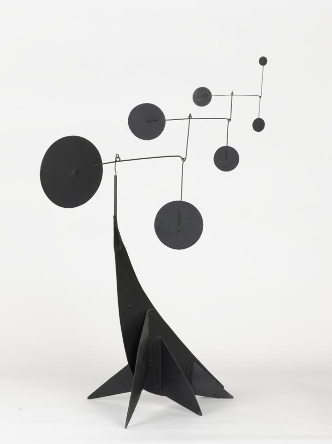 Alexander Calder. 'Performing Seal' 1950
