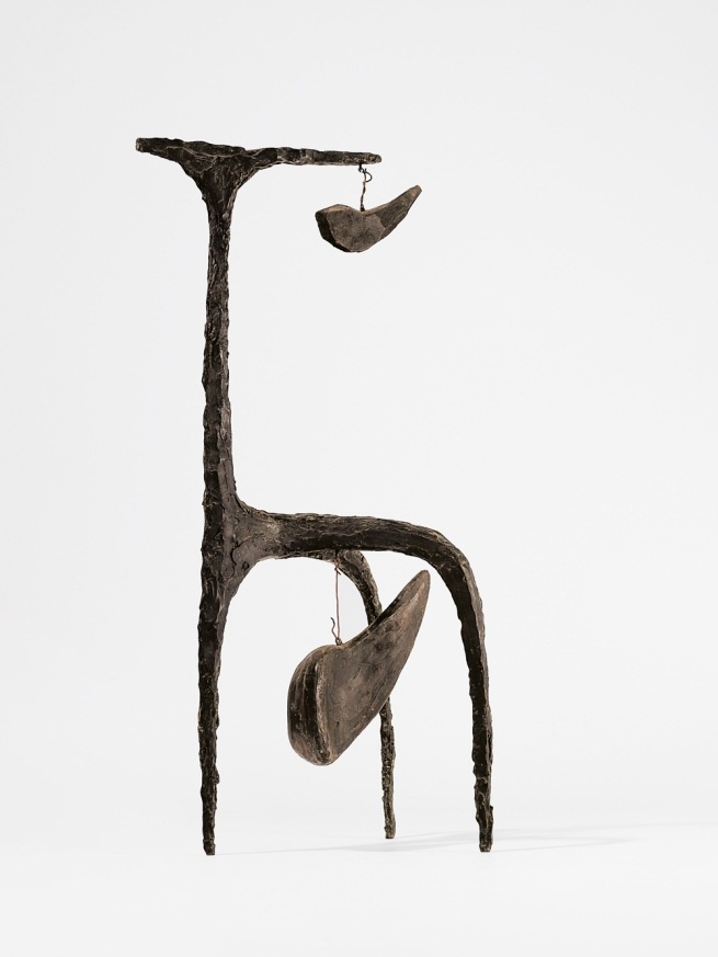 Alexander Calder. 'Upstanding T' 1944