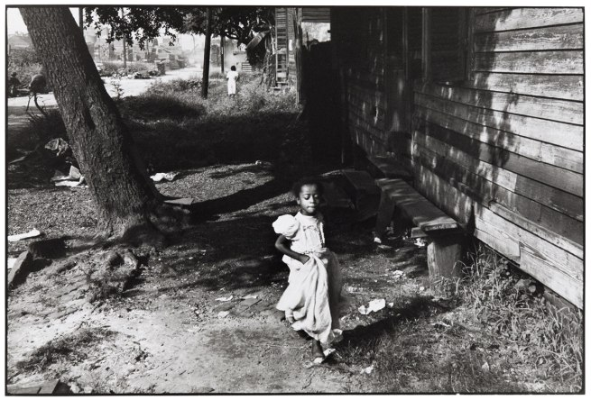 Henri Cartier-Bresson (French, 1908-2004) 'Louisiana' 1947, printed circa 1975
