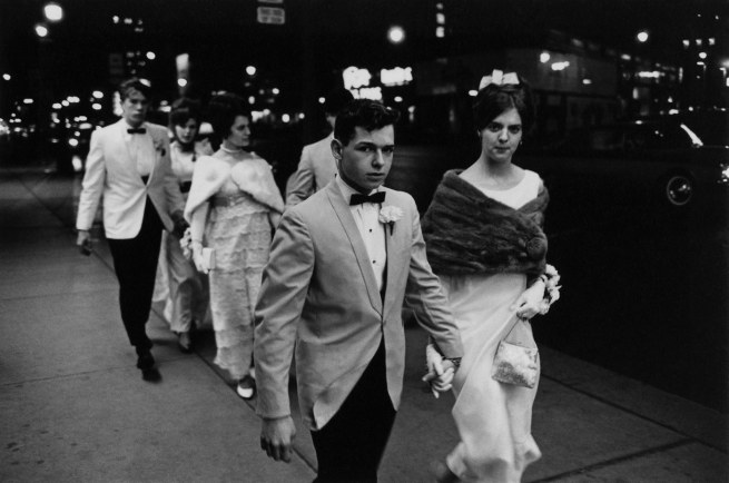 Enrico Natali. 'High school prom, Detroit, 1968' 1968