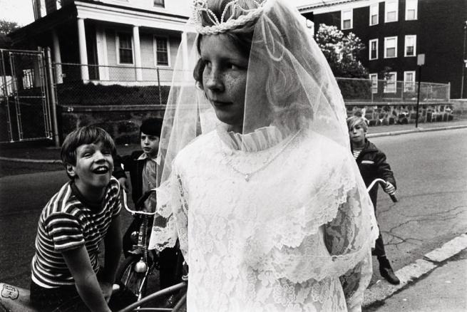 Eugene Richards (born Boston, MA 1944) 'First Communion (Dorchester, Mass.)' 1976