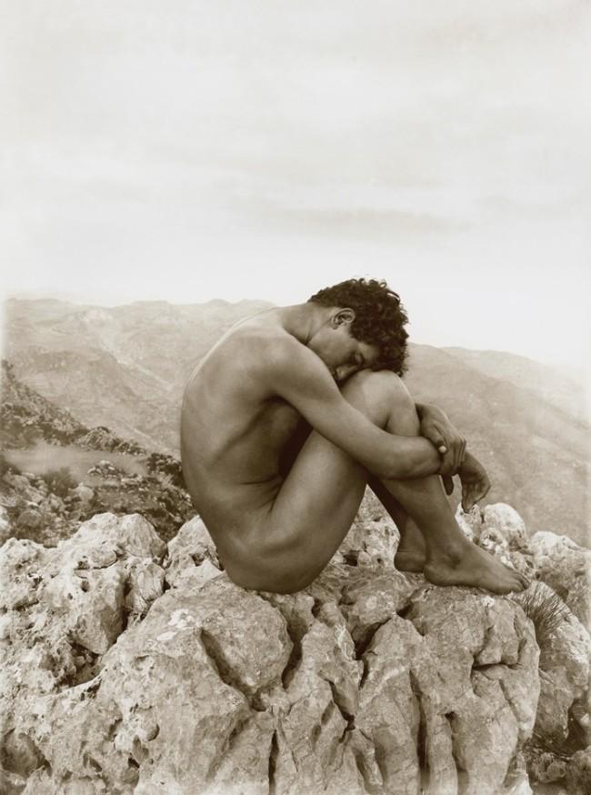 Gloeden,_Wilhem_von_(1856-1931)-Cain-WEB