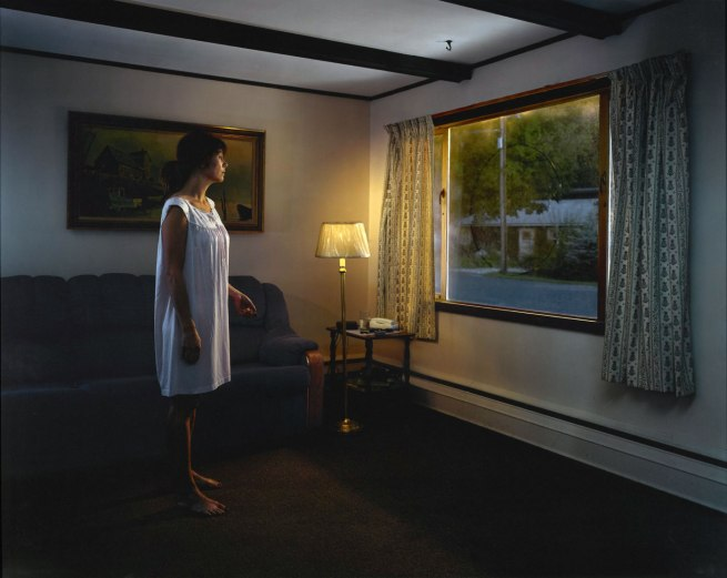 Gregory Crewdson (American, born 1962) 'Untitled' from the series 'Twilight' 2002