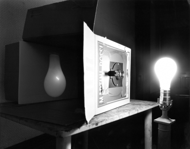Abelardo Morell. 'Light Bulb' 1991