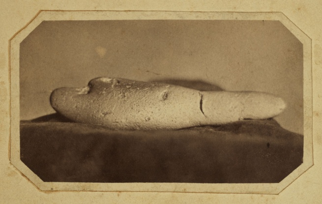Unidentified artist. '[Gold Nugget]' c. 1860s