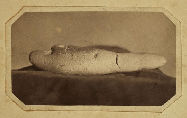 Unidentified artist. '[Gold Nugget]' c. 1860s