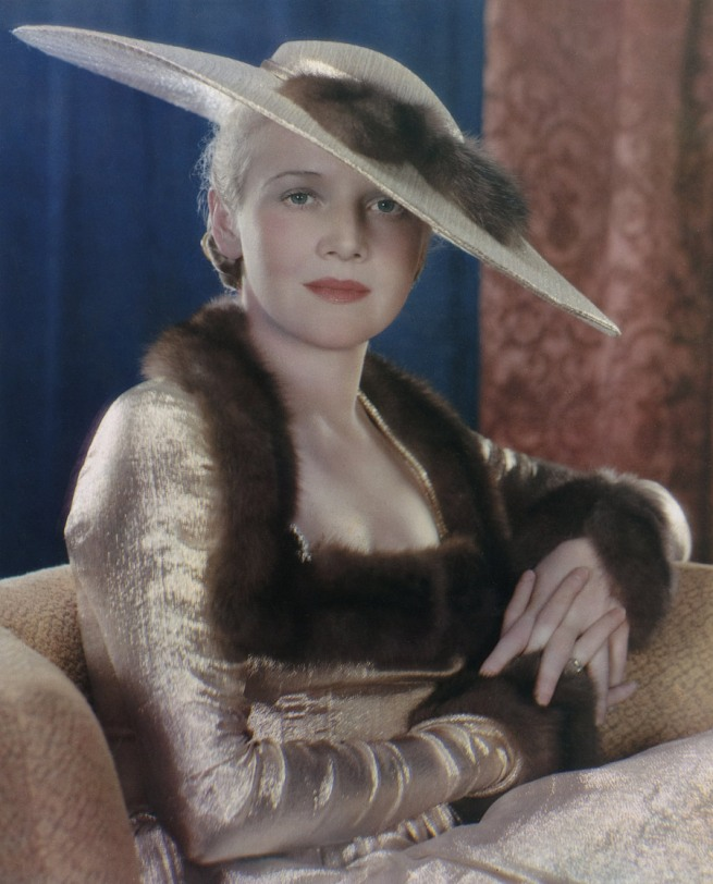 James N. Doolittle (1889-1954) 'Ann Harding' c. 1932