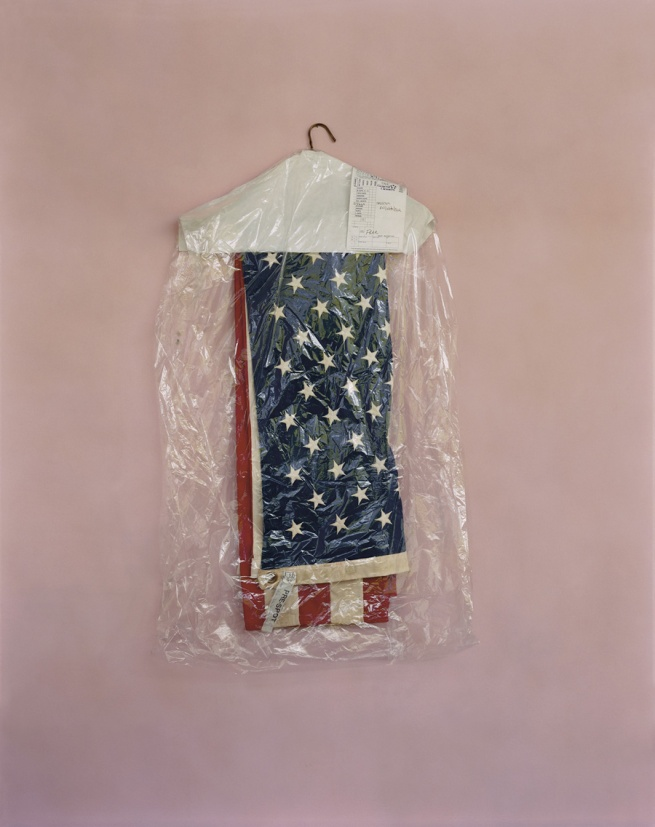 Mitch Epstein (b.1952) 'Flag' 2000