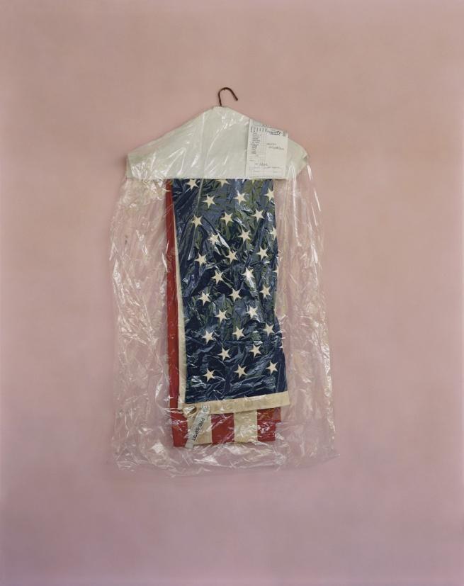 Mitch Epstein (b.1952) 'Flag' 2000
