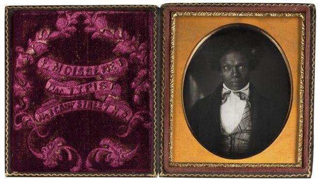 Felix Moissenet (American, 19th century) 'Freeman' c. 1855