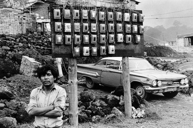Pablo Ortiz Monasterio (Born 1952, Mexico City) 'D.F.' 1987