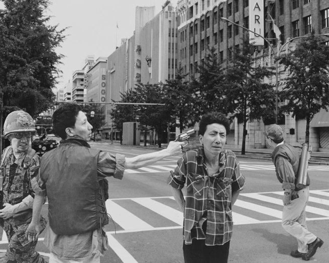 Yasumasa Morimura. 'A Requiem: Vietnam War 1968 - 1991' 1991/2006