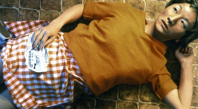 Yasumasa Morimura. 'To My Little Sister: for Cindy Sherman' 1998