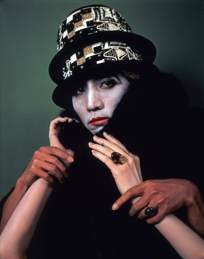 Yasumasa Morimura. 'Doublonnage (Marcel)' 1988
