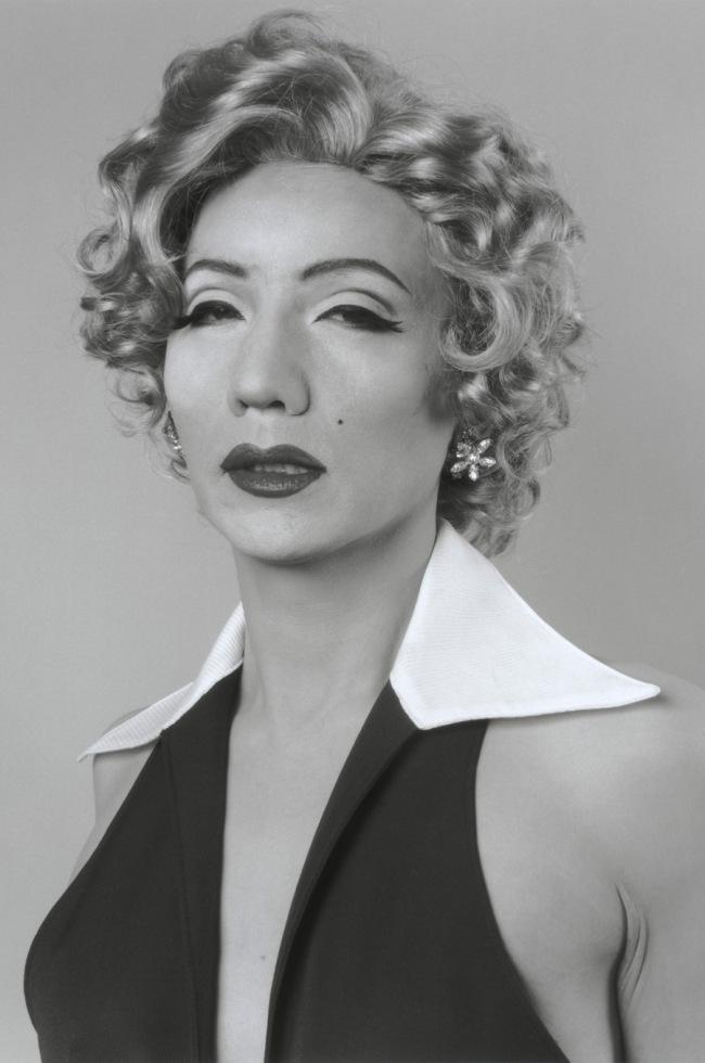 "Yasumasa Morimura(Japanese, b. 1951) 'M's self-portrait No. 56/B 9 (or ""as Marilyn Monroe"")' 1996"