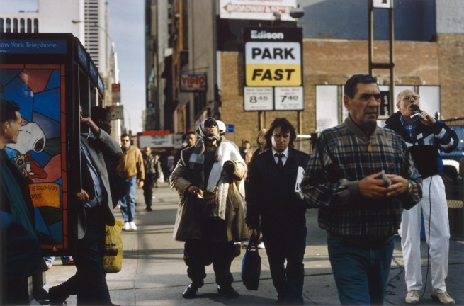 Philip-Lorca diCorcia. 'New York' 1993