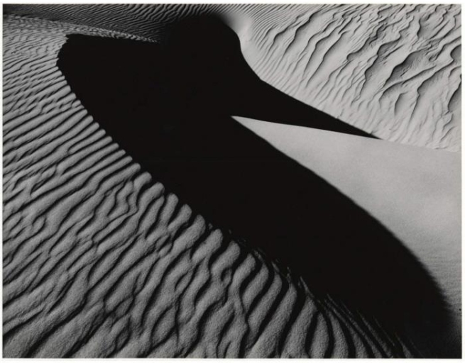 Brett Weston (American, 1911-1993) '[Oceano Dunes, California]' 1934