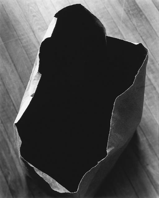 Abelardo Morell (American, born Cuba, 1948) 'Paper Bag' 1992