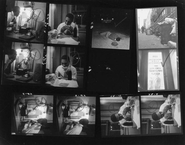 Gordon Parks (American, 1912-2006) 'Untitled, Harlem, New York' 1948