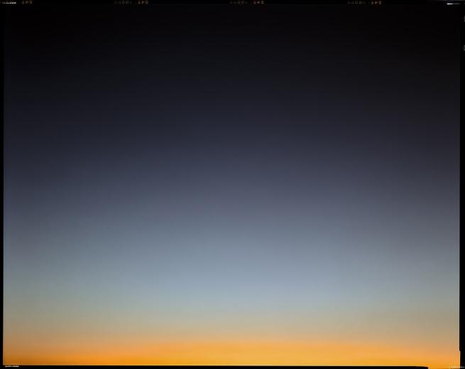 Richard Misrach (b.1949) 'Paradise Valley (Arizona), 3.22.95, 7:05 P.M.' 1995