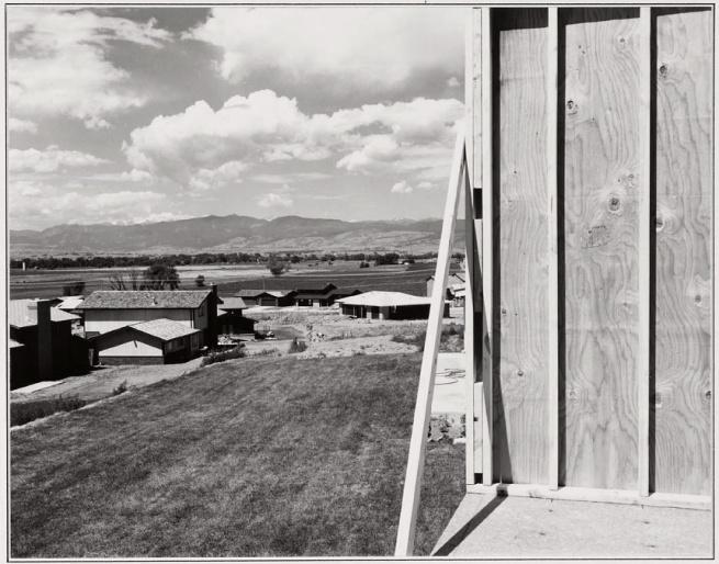 Robert Adams. 'New Housing, Longmont, Colorado' 1973