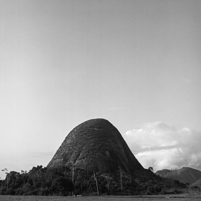Claudia Terstappen. 'Mountain [Brazil]' 1991