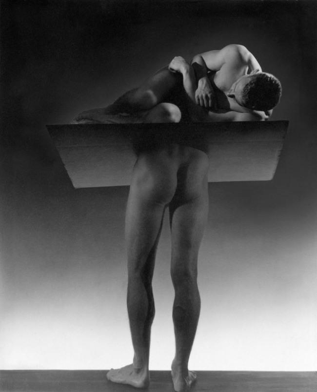 George Platt Lynes. 'Le Somnambule (The Sleepwalker)' 1935