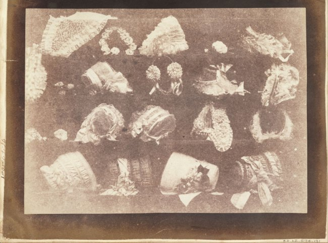 William Henry Fox Talbot (English, 1800-1877) '[The Milliner's Window]' before January 1844