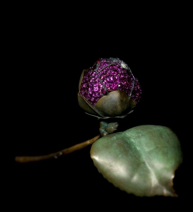 JAR. 'Camellia Brooch' 2010