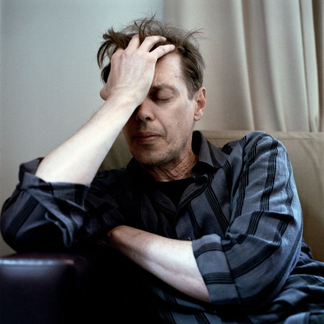 Sam Taylor-Johnson. 'Steve Buscemi' 2004