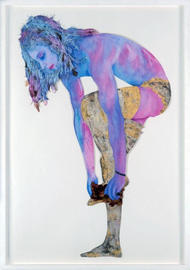 Luciano Castelli. 'Lucille, Straps Attractive' 1973