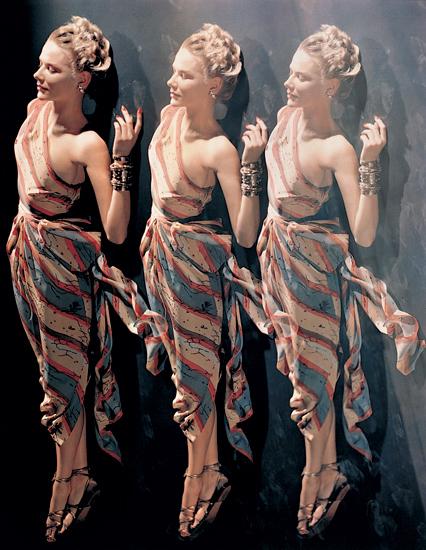 Erwin Blumenfeld. 'Three Graces (1947), New York' 1947