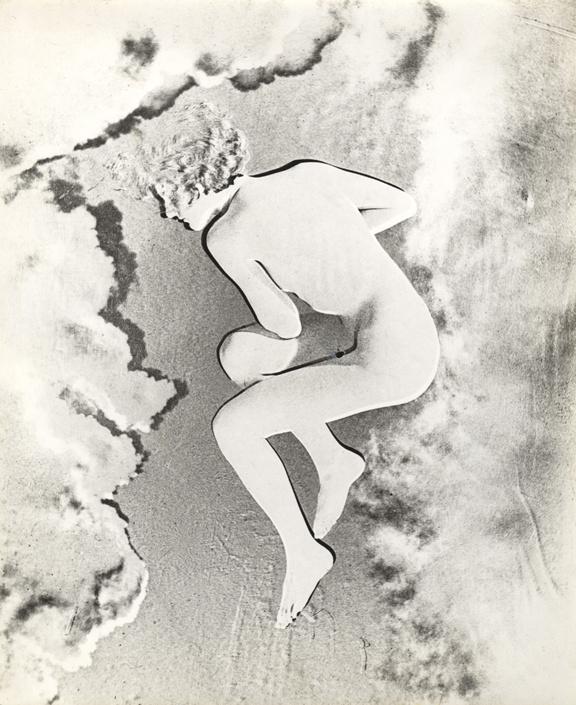 Erwin Blumenfeld. 'Nude (Lisette)' Paris, 1937