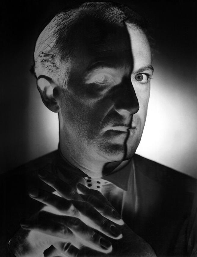 Erwin Blumenfeld. 'Cecil Beaton' 1946